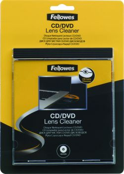 FELLOWES - CD DE LIMPEZA PARA LEITORES CD/DVD