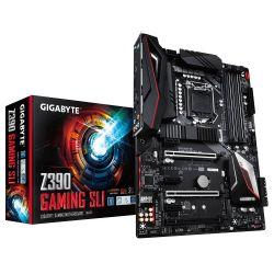 GIGABYTE - MB Z390 GAMING SLI, SK 1151/4XDDR4/HDMI/8 USB 3.1/ ATX