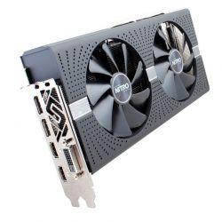 Sapphire - PLACA GRÁFICA RX580 NITRO+ BACKPLATE 4GB GDDR5