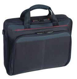TARGUS - Notebook Case: Black: Nylon
