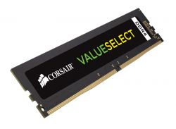 CORSAIR - DDR4 8GB 1X8GB PC 2400 VALUE SELECT CMV8GX4M1A2400C16