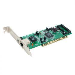 D-LINK - DGE-528T Placa de Rede PCI 10 / 100 / 1000 MBPS (CONECTOR UTP / STP) 32 BITS
