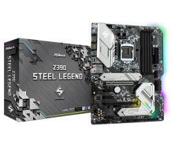 ASRock - MB Intel 1151 Z390 Steel Legend