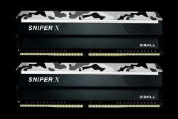 GSkill - memoria DDR4 3200 16GB C16 SnipX K2