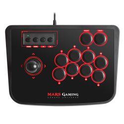 MARS GAMING - JOYSTICK ARCADE PC/PS2/PS3 H-MECH 14BOT