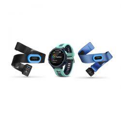 GARMIN - GPS CORRIDA RELOGIO FORERUNNER 735XT TRI BLUE