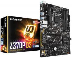 GIGABYTE - PLACA GIGABYTE Z370P HD3, INTEL, 1151 (C), Z370, 4DDR4, 64GB, HDMI, GBLAN, 6SATA3.1, 6USB3.1
