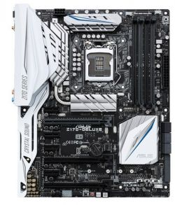 ASUS - Z170 DELUXE INTEL Z170 SK 1151 4XDDR4 / DP / HDMI