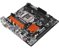 ASROCK - PB INTEL - H110M-HDS MATX HDMI AND DDR4 32GB