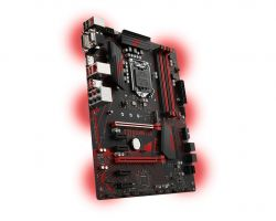 MSI - PLACA MSI Z370 GAMING PLUS INTEL 1151 (C) Z370 4DDR4 64GB VGA+DVI+DP GBLAN 6SATA3 8USB3.1