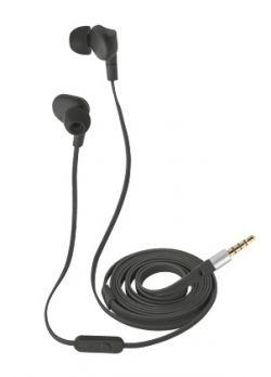 TRUST - HEADPHONES AURUS WATERPROOF IN-EAR BLACK - 20834