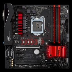 ASROCK - B25M PERFORMANCE INTEL 1151 (K) B25 MATX