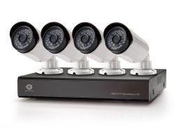 CONCEPTRONIC - 8-Channel AHD CCTV Surveillance Kit