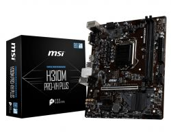 MSI - MB H310M PRO-VH PLUS mATX LGA1151