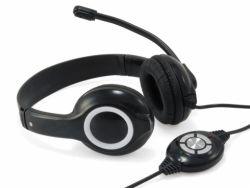 CONCEPTRONIC - USB Headset - Preto