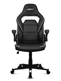 DRIFT - DR75 Black / White Gaming Chair