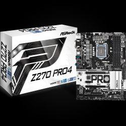 ASROCK - Z270 PRO4 INTEL 1151 (K) Z270