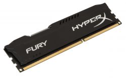 HYPERX - 4GB 1866Mhz DDR3 CL10 HYPERX FURY BLACK SERIES HX318C10FB / 4