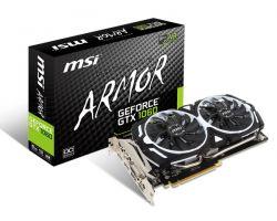 MSI - GEFORCE GTX 1060 ARMOR 6G OCV1 GEFORCE GTX 1060 6GB GDDR5