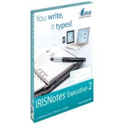 IRIS - SCANNER NOTES EXECUTIVES 2 DIGITAL PEN  /