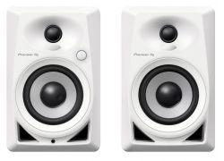 PIONEER - 4-Pol compact active monitor speaker (Pair) - Branco