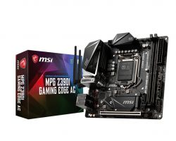 MSI - Motherboard MPG Z390I GAMING EDGE AC