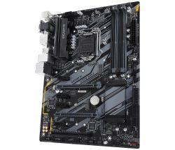 GIGABYTE - Board H370 HD3, INTEL, 1151, H370, 4DDR4, 64GB, VGA+DVI+HDMI, GBLAN, 6SATA3, 2XM.2, 8USB3.1