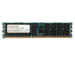 V7 - 16GB DDR3 1333MHZ CL9 MEM SERVER ECC REG PC3L-10600 1.35V