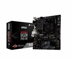 MSI - MB B450M PRO-M2 V2 mATX AM4