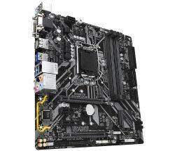 GIGABYTE - MB H370 SKT1151 4XDDR4 1XUSB-C+7XUSB3.1/HDMI/DP/DVI ATX