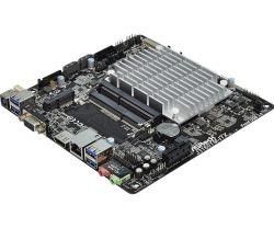 ASROCK - PLACA J3160TM-ITX,INTEL,SOC (J3160),2DDR3 (SO-DIMM),16GB,VGA+HDMI,GBLAN,2SATA3,6USB3,TITX