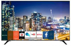 HITACHI - 75HL17W64 75P 4K ULTRA HD SMART TV PRETO, CROMO A+ 24W HOSPITALITY TV