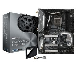 Asrock - Motherboard 1151-9G Z390 TAICHI ULTIMATE