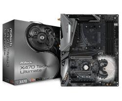 ASROCK - X470 TAICHI ULTIMATE AMD PROMONTORY X470 SOCKET AM4 ATX PLACA BASE