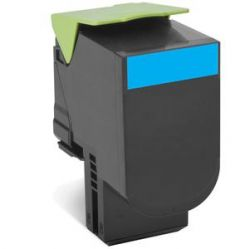 LEXMARK - 802XC TONER CIANO CAP EXT CORPORATE