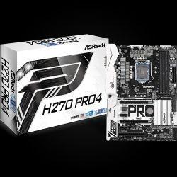ASROCK - H270 PRO4 INTEL 1151 (K) H270