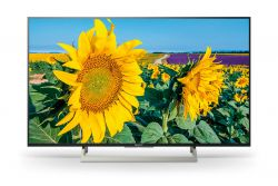 SONY - TV LCD 55P, 4K HDR, X-REALITY PRO, ANDROID
