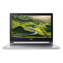 ACER - Chromebook R 13 CB5-312T-K227 - Design invertido - MT8173 2.1 GHz - Chrome OS - 4 GB RAM - 32 GB eMMC - 13.3P IPS ecrã de toque 1920 x 1080 (Full HD) - PowerVR GX6250 -
