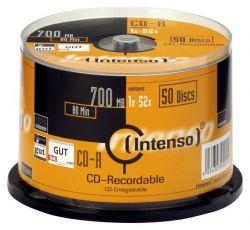 INTENSO - CD-R 700Mb 52x Cake 50un.