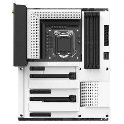 NZXT - N7 Z390 Matte Branco: Motherboard