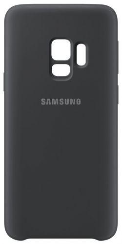 SAMSUNG - CAPA SAMSUNG GALAXY S9 SILICONE COVER PRETO - EF-PG960TBEGWW