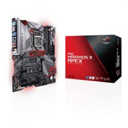 ASUS - MAXIMUS X APEX INTEL 1151 (C) Z370