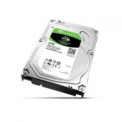 SEAGATE - DESKTOP HDD - BARRACUDA 3TB SATA T 3.5IN 6GB/S SATA 256MB