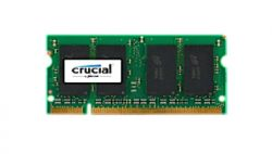 CRUCIAL - SODDR2 1GB PC-6400 (800 Mhz) 200-pin