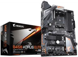 GIGABYTE - MB AMD AM4 B450 AORUS ELITE