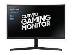 SAMSUNG - LC24FG73FQUXEN Monitor 24