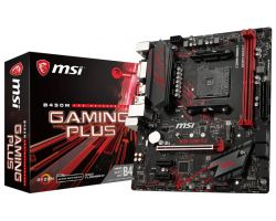 MSI - Motherboard B450M Gaming Plus