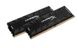 HYPERX - Predator DDR4 8GB KIT2 3200MHZ CL16 XMP HX432C16PB3K2/8