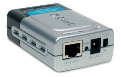 D-LINK - Power over Ethernet Adapter IEEE 802.3af compliant