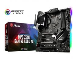 MSI - MB MPG Z390 GAMING EDGE AC ATX